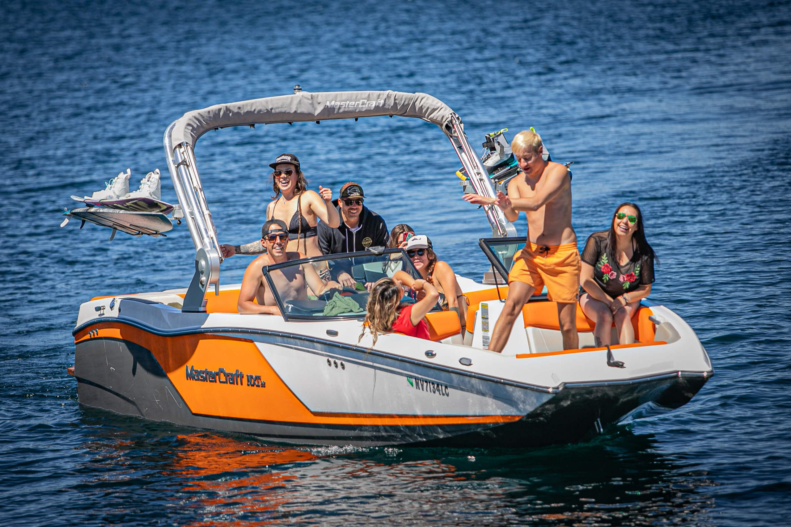south lake tahoe boat rentals